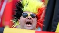 حاشیه و تصاویر بازی بلژیک و پاناما